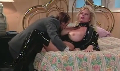 Ретро Секс С Блондинкой